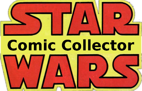 Ron Rickard's Star Wars Comic Collector