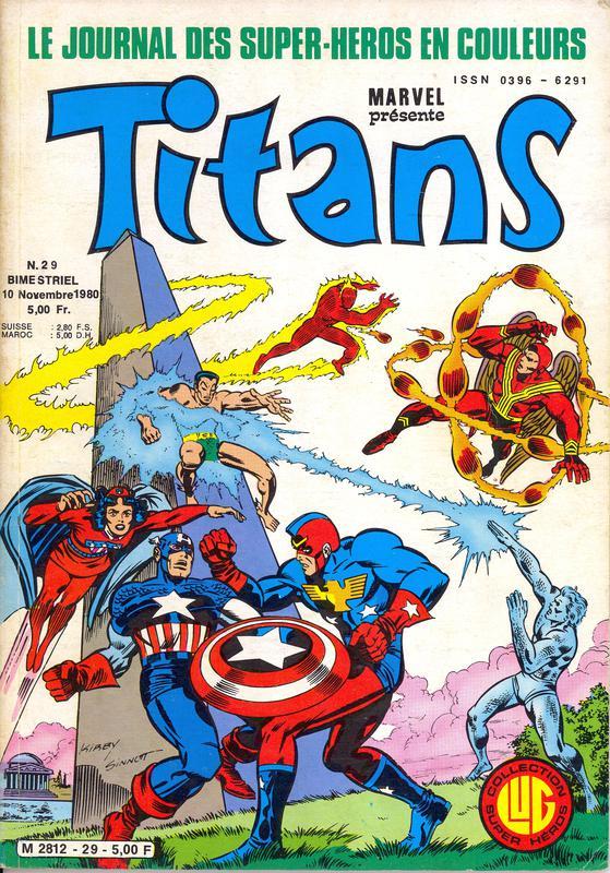 comics marvel france