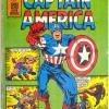Captain America #3, published by Newton in Australia.