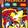 'The Avengers' #05, published by Yaffa in Australia.