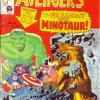 'The Avengers' #06, published by Yaffa in Australia.