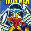 'The Invincible Iron Man' #03, Published by Yaffa in Australia.