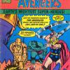 'The Avengers' #01, published by Newton Comics in Australia.