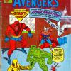 'The Avengers' #02, published by Newton Comics in Australia.