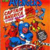 'The Avengers' #03, published by Newton Comics in Australia.