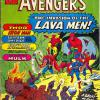 'The Avengers' #04, published by Newton Comics in Australia.