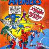 'The Avengers' #05, published by Newton Comics in Australia.