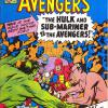 'The Avengers' #06, published by Newton Comics in Australia.