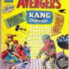 'The Avengers' #08, published by Newton Comics in Australia.
