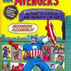'The Avengers' #12, published by Newton Comics in Australia.