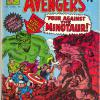 'The Avengers' #13, published by Newton Comics in Australia.