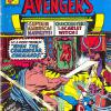'The Avengers' #14, published by Newton Comics in Australia.