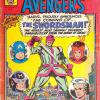 'The Avengers' #15, published by Newton Comics in Australia.