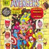 'The Avengers Annual' #01, published by Newton Comics in Australia.
