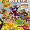 'The Invaders' #1, published by Yaffa in Australia.