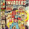 The Invaders' #7, published by Yaffa in Australia