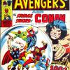 The Avengers #100. Week Ending August 16th 1975.