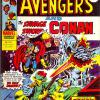 The Avengers #101. Week Ending August 23rd 1975.