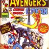 The Avengers #108. Week Ending October 11th 1975.