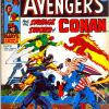 The Avengers #109. Week Ending October 18th 1975.
