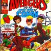 The Avengers #110. Week Ending October 25th 1975.