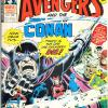 The Avengers #122. Week Ending January 17th 1976.
