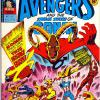 The Avengers #129. Week Ending March 6th 1976.