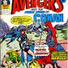 The Avengers #130. Week Ending March 13th 1976.