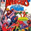 The Avengers #131. Week Ending March 20th 1976.