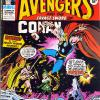 The Avengers #132. Week Ending March 27th 1976.