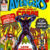 The Avengers #138. Week Ending May 8th 1976.