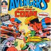 The Avengers #135. Week Ending April 17th 1976.