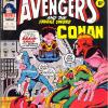 The Avengers #136. Week Ending April 24th 1976.