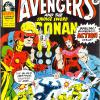 The Avengers #139. Week Ending May 15th 1976.