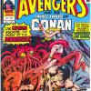 The Avengers #147. Week Ending July 7th 1976.