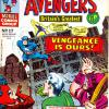 The Avengers #17. Week Ending January 12th 1974.