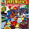 The Avengers #3. Week Ending October 6th 1973.