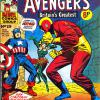The Avengers #19. Week Ending January 26th 1974.