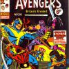 The Avengers #26. Week Ending March 16th 1974.