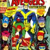 The Avengers #27. Week Ending March 23rd 1974.