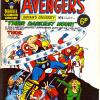 The Avengers #4. Week Ending October 13th 1973.