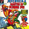 The Avengers #34. Week Ending May 11th 1974.