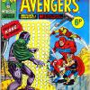 The Avengers #5. Week Ending October 20th 1973.