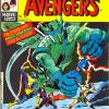 The Avengers #56. Week Ending October 12th 1974.
