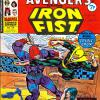 The Avengers #58. Week Ending October 26th 1974.