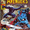 The Avengers #71. Week Ending January 25th 1974.