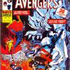 The Avengers #79. Week Ending March 22nd 1975.