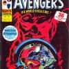 The Avengers #81. Week Ending April 5th 1975.