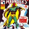 The Avengers #82. Week Ending April 12th 1975.