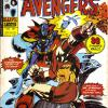 The Avengers #83. Week Ending April 19th 1975.